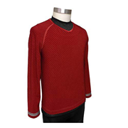 Star Trek Into Darkness Movie Lt. Commander Scotty Tunic