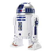 SW R2-D2 Deluxe Electronic 18-Inch Action Figure, Not Mint