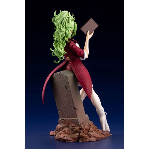 Beetlejuice Red Tuxedo Bishoujo Limited Edition Statue