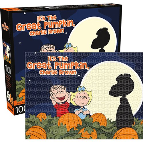 Peanuts Great Pumpkin 1,000-Piece Puzzle
