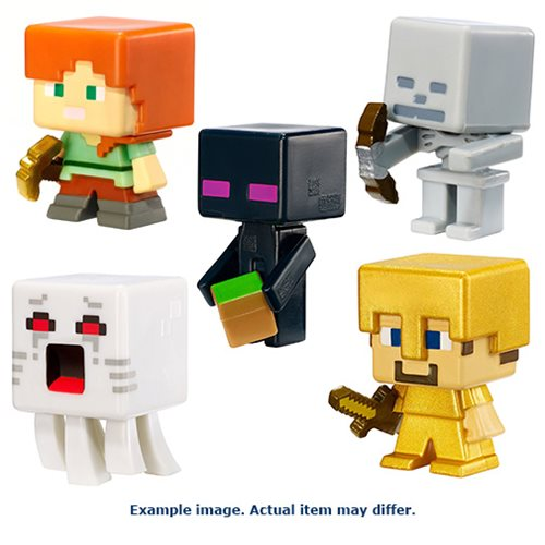 Minecraft Chest Series Mini-Figures Wave 4 Random 6-Pack