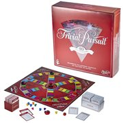 Trivial Pursuit 40th Anniversary Ruby Edition Game