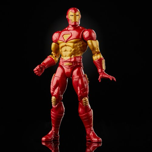 Marvel Legends Comic Modular Iron Man 6-Inch Action Figure