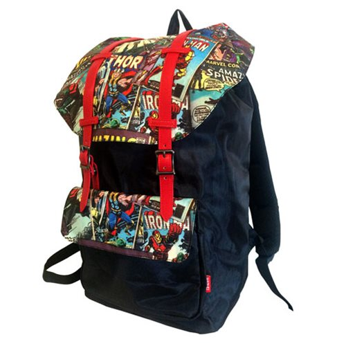 Marvel Comics Retro Collection Urban Backpack
