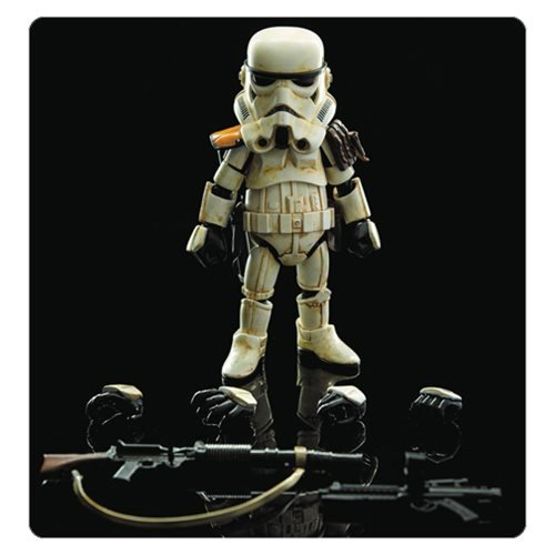 Star Wars Sandtrooper Hybrid Metal Figuration Die-Cast Metal Action Figure