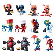 Deadpool Chimichanga Surprise Figures Order 1 Case