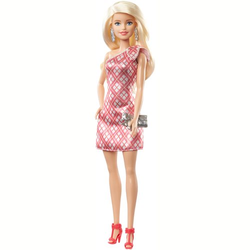 Barbie 2020 Holiday Blonde Doll