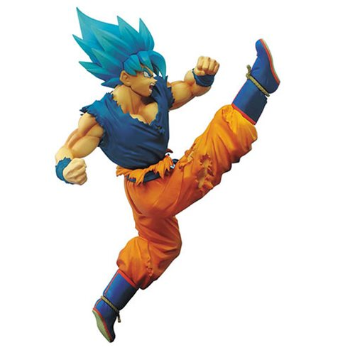 Dragon Ball Super Super Saiyan God Super Saiyan Goku Z-Battle Statue