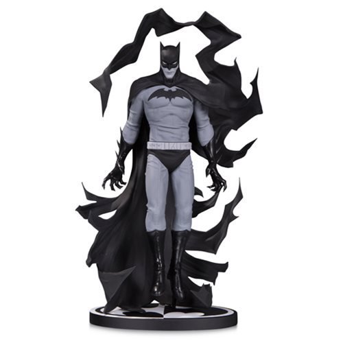 Batman Black and White Batman by Becky Cloonan Statue
