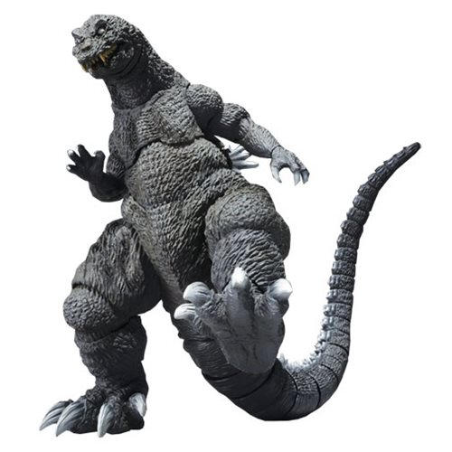 Godzilla 2001 SH Monsterarts Action Figure