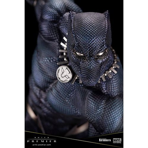 Black Panther Limited Edition Premier ARTFX Statue