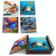 Finding Nemo StarFire Prints Glass Coaster Set