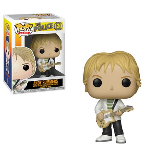 The Police Andy Summers Pop! Vinyl Figure