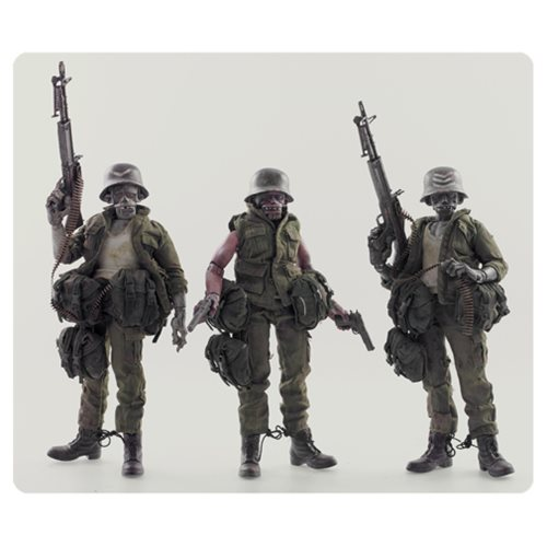 Adventure Kartel Dead Easy Corps Action Figure 3-Pack ...