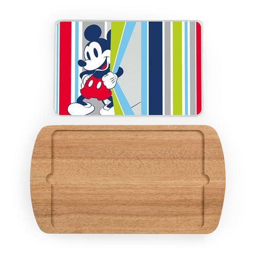 Mickey Mouse Billboard Glass Top Serving Tray