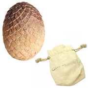 Game of Thrones Viserion Dragon Egg Prop Replica Paperweight
