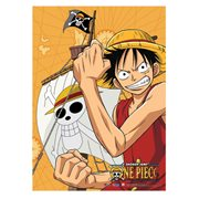 One Piece Luffy Wall Scroll