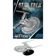 Star Trek Starships Discovery U.S.S. Kerala Shepard Class Die-Cast Vehicle with Collector Magazine #3