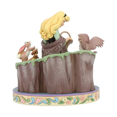 Disney Traditions Sleeping Beauty Beauty Rare by Jim Shore Statue