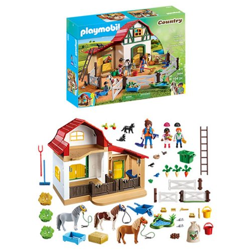 Playmobil 5684 Pony Farm