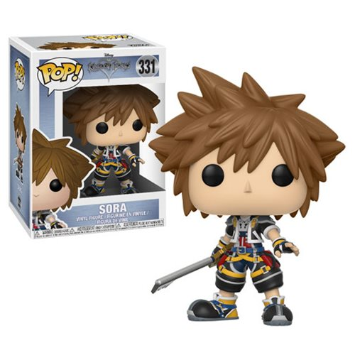 Kingdom Hearts Sora Pop! Vinyl Figure #331