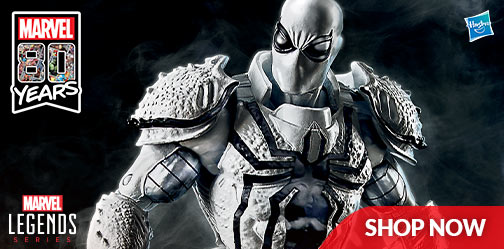 Marvel 80th Anti-Venom Action Figure