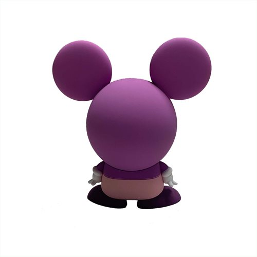 Disney Shorts Series 2 Mickey Purple by Francisco Herrera Vinyl Figure