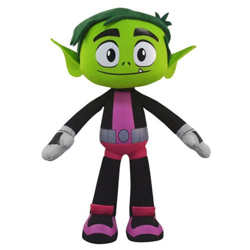 Teen Titans Go! Beast Boy 10-Inch Plush Figure