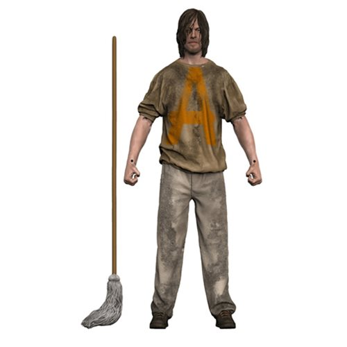 The Walking Dead Savior Prisoner Daryl 7-Inch Action Figure