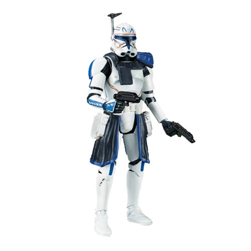 Star Wars The Black Series Clone Captain Rex 3 3/4-Inch Action Figure