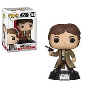 Star Wars Endor Han Solo Pop! Vinyl Figure #286, Not Mint