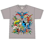DC Originals Justice League Assemble T-Shirt