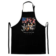KISS Made in the USA Apron