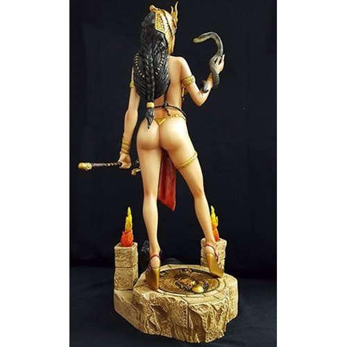 Fantasy Figure Collection Historical Goddess Collection Volume 1 Cleopatra 1:6 Scale Resin Statue