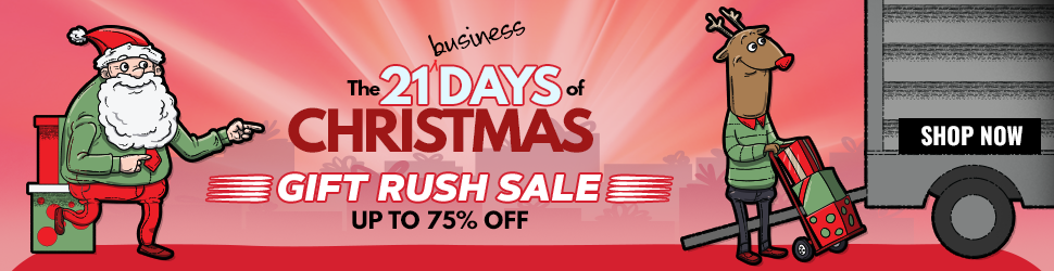 Gift Rush Sale Weekend