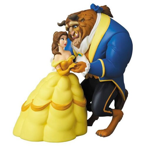 Beauty and the Beast Beast and Belle UDF Mini-Figure