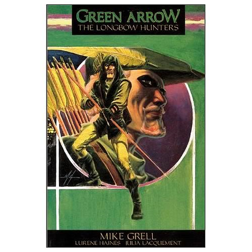 Green Arrow Longbow Hunters New Edition Graphic Novel