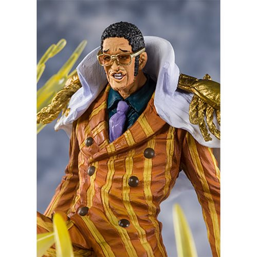 One Piece The Three Admirals Borsalino Kizaru FiguartsZERO Statue