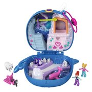 Polly Pocket Freezin' Fun Narwhal Compact
