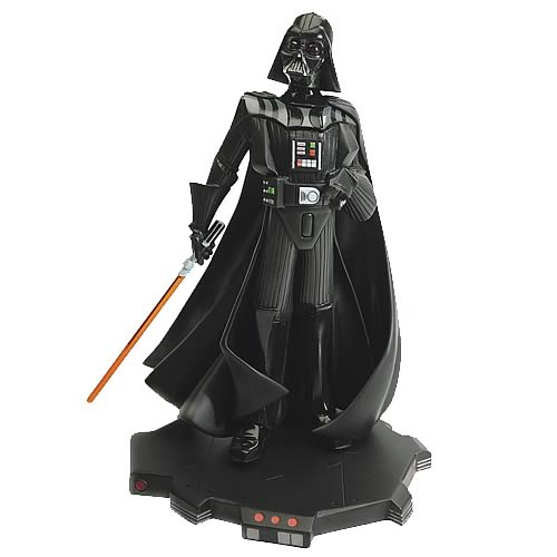 Star Wars Animated Darth Vader Maquette
