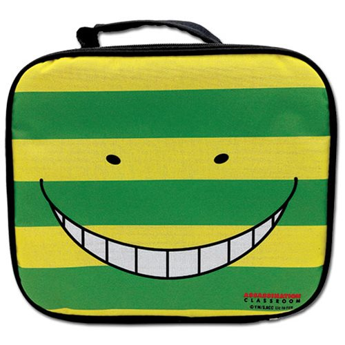 Assassination Classroom Koro Sensei Underestimate Face Lunch Bag