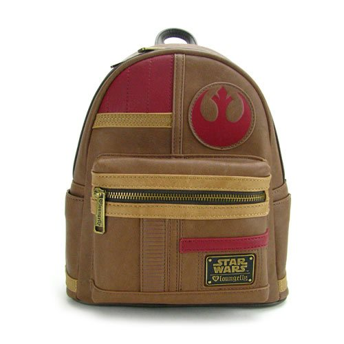 Star Wars: The Last Jedi Finn Mini Cosplay Backpack
