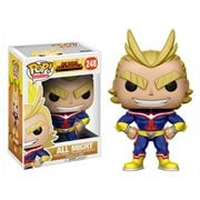 My Hero Academia All Might Pop! Figure, Not Mint