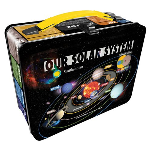 Solar System Gen 2 Fun Box Tin Tote