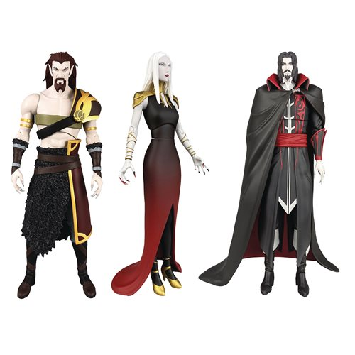 Castlevania Select Series 2 Action Figure Set