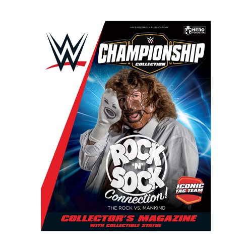 WWE Championship Collection The Rock and Sock Connection Figures