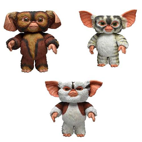 Gremlins Mogwai Series 4 Action Figure Set