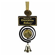 Downton Abbey 4 3/4-Inch Pull Bell Holiday Ornament