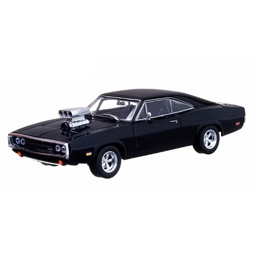 The Fast and the Furious 2001 Movie 1970 Dodge Charger 1:43 Scale Die-Cast Metal Vehicle