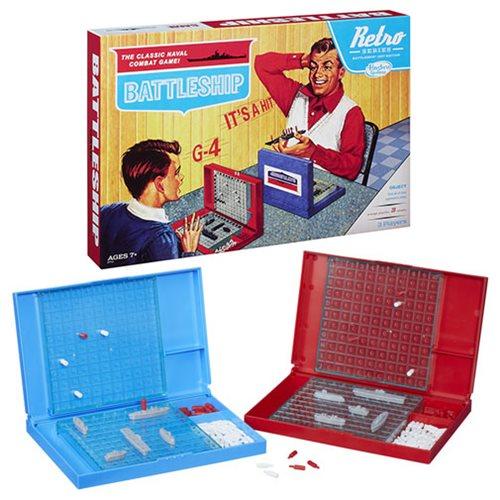 Battleship Retro Series 1967 Edition Game